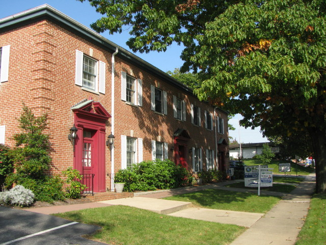 Located at 510 North Park Road in Wyomissing, PA this commercial building has a suite that is available for lease.