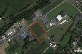 Located on Reading Road in East Cocalico Township, PA, this commercial land property is available for purchase.