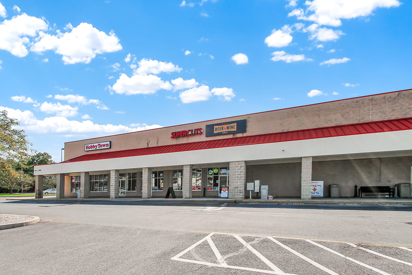 Retail space available for lease at 4864 E Penn Ave Sinking Spring PA. Contact Kent Wrobel today to discuss this retail leasing opportunity.