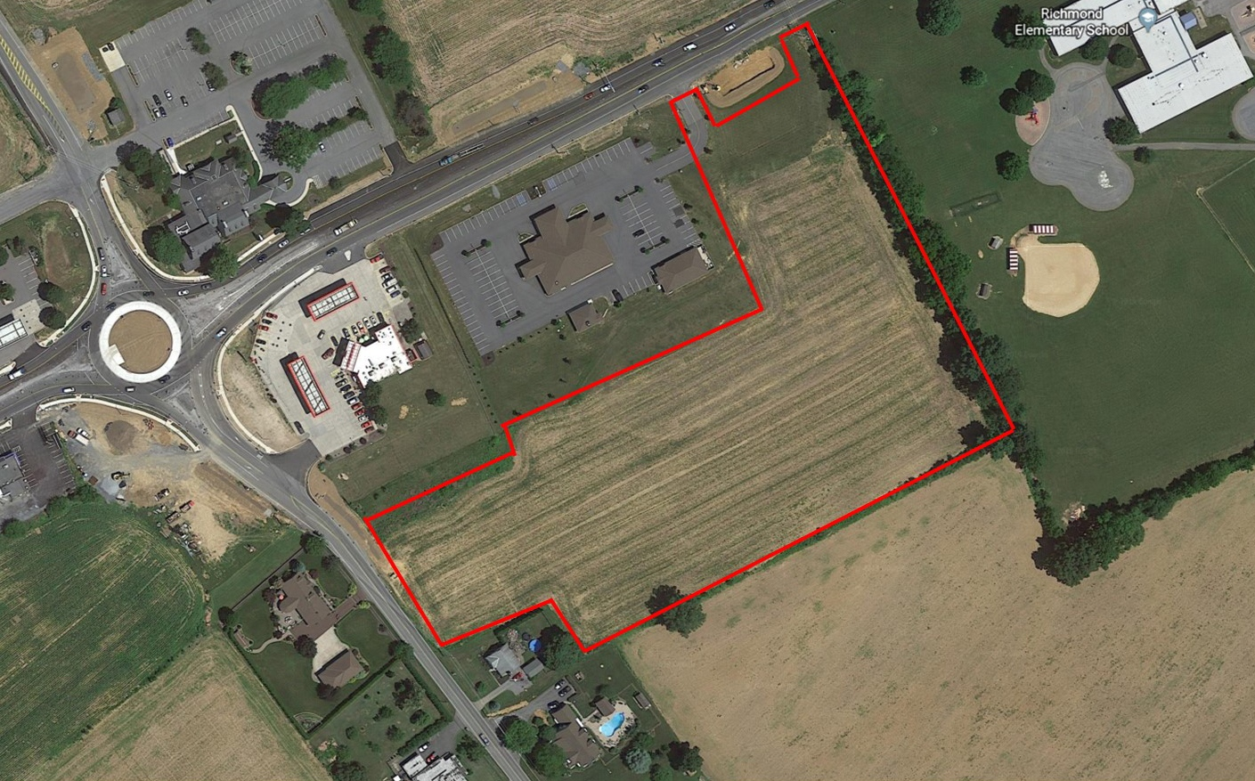 Located at 14390 Kutztown Road Fleetwood PA this piece of land is available for lease. Contact Kent Wrobel today to learn more.