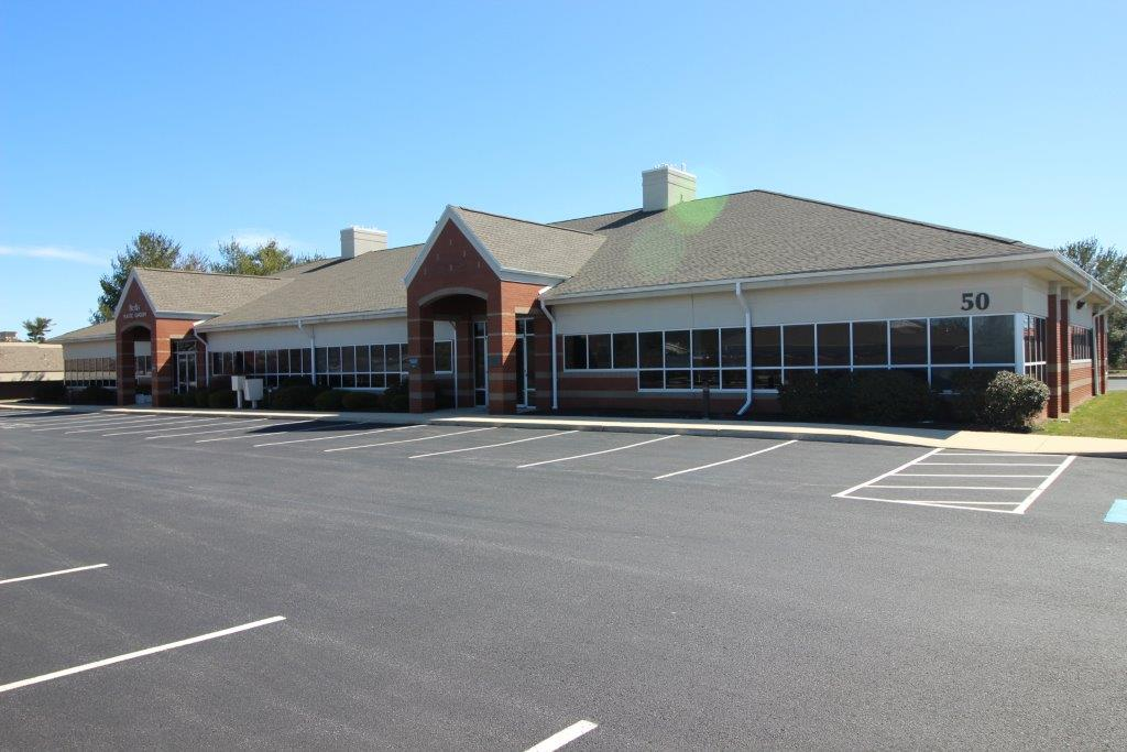 Located at 50 Commernce Drive Wyomissing PA this office building is available for lease. Contact Kent Wrobel today to discuss your leasing options.