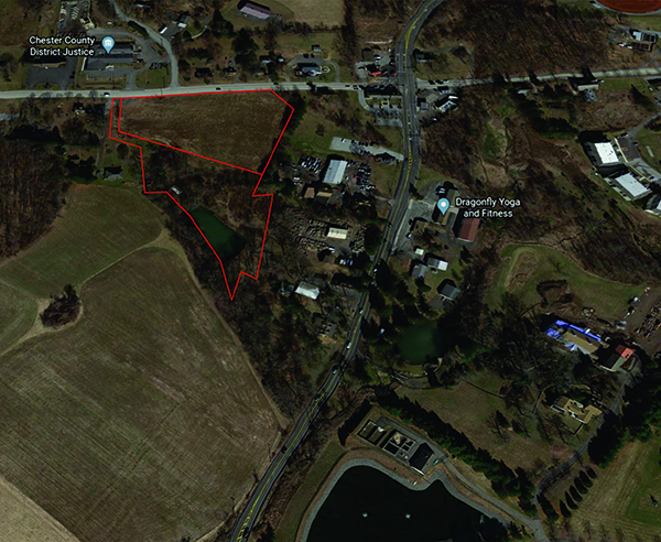 1050-1090 Ridge Road is a commercial site available for purchase.